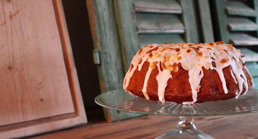 Huisgemaakte taart